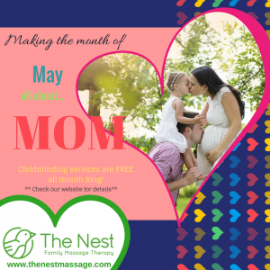 We love helping parents get the break they deserve! Our childminding service is Free for the month of May!